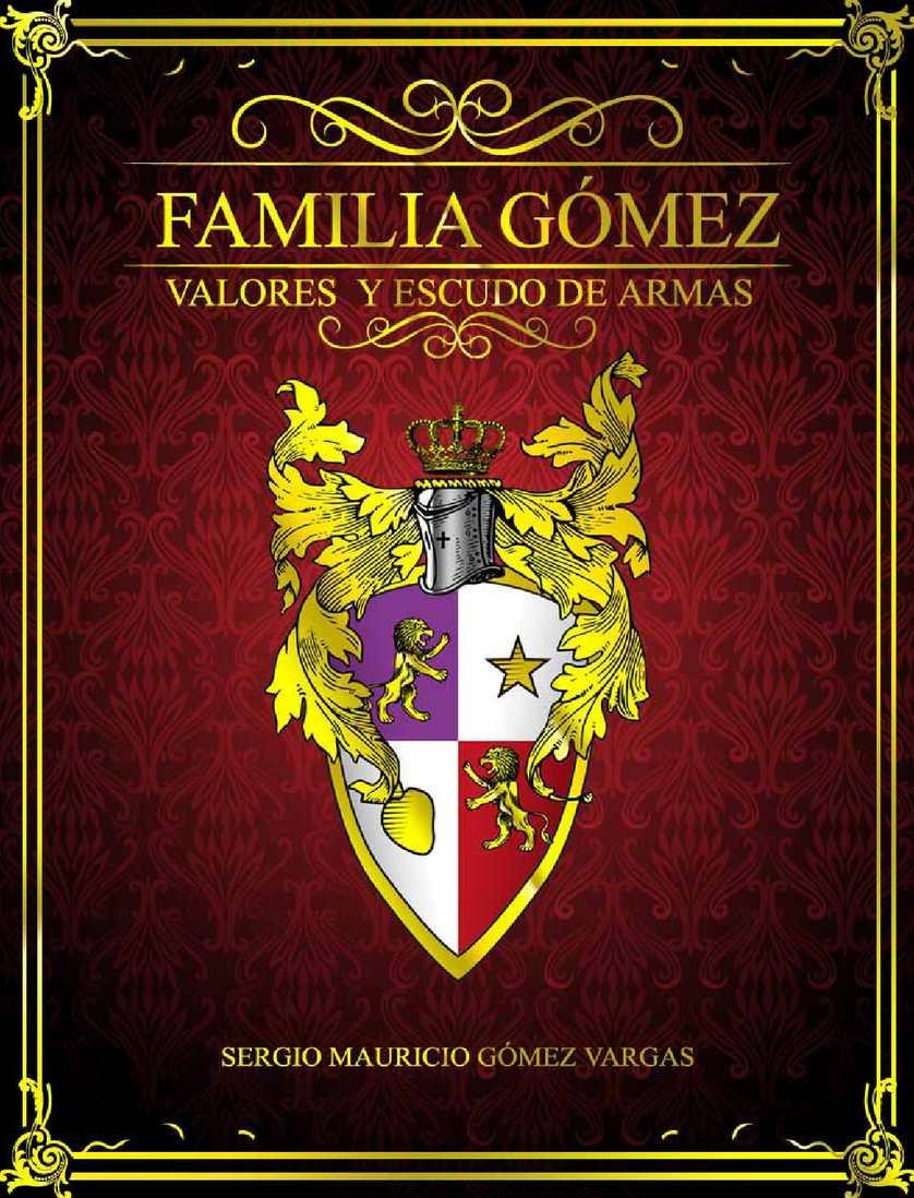 Calaméo - Heráldica - Familia Gómez
