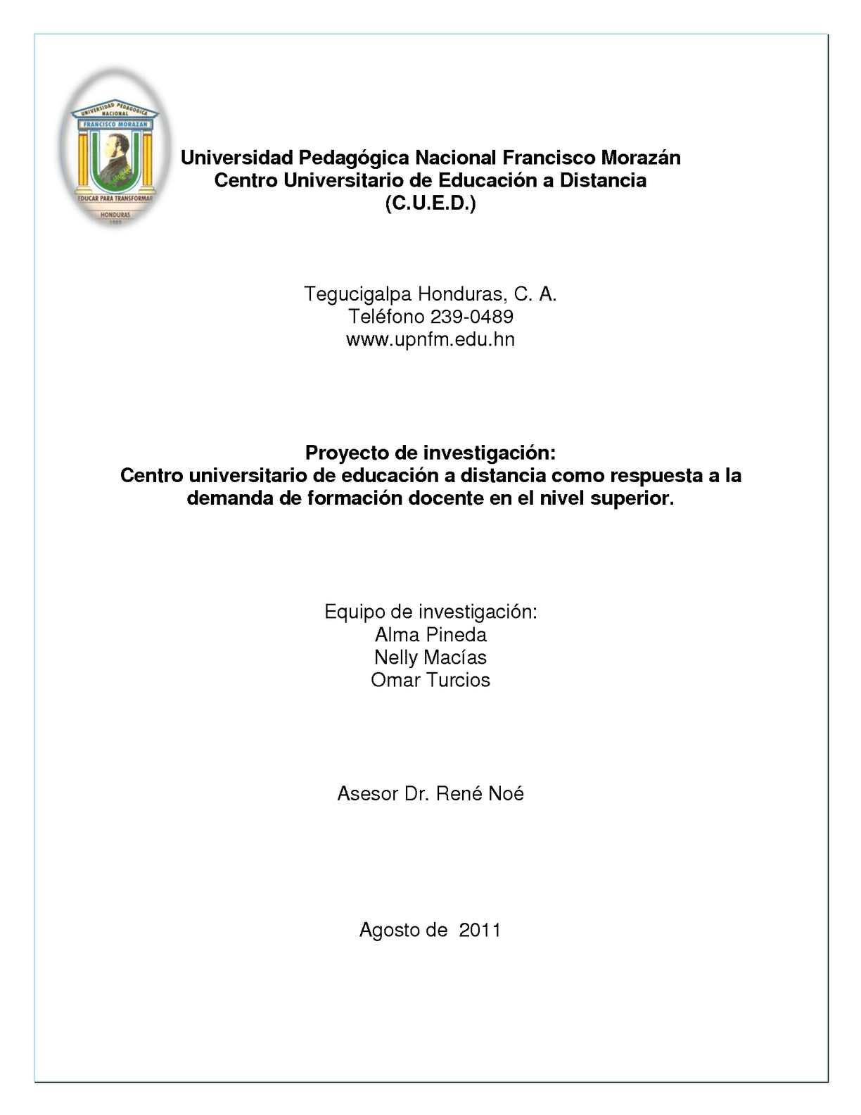 Calaméo - CENTRO UNIVERSITARIO DE EDUCACION A DISTANCIA COMO ...