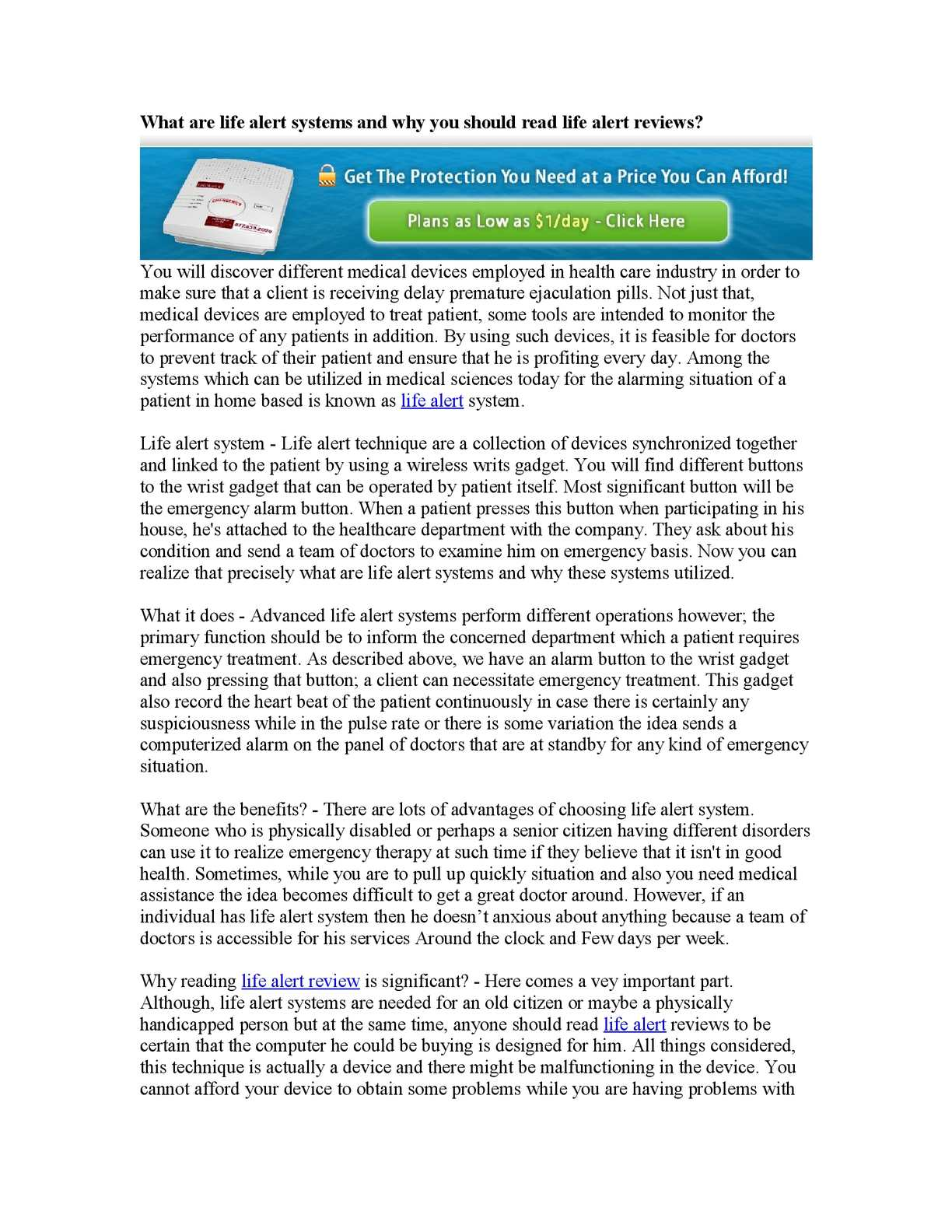 Calameo Everything Alert System And Importance