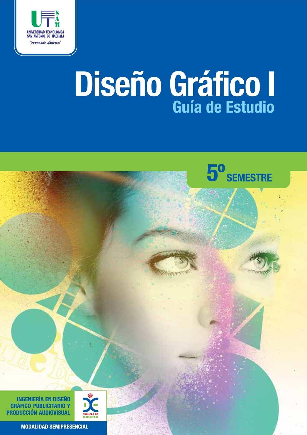 GUIA DISEÑO GRAFICO I