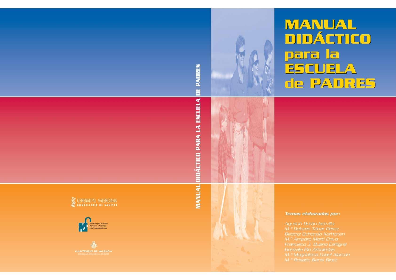 Calaméo - Manual Didáctico Escuela de Padres