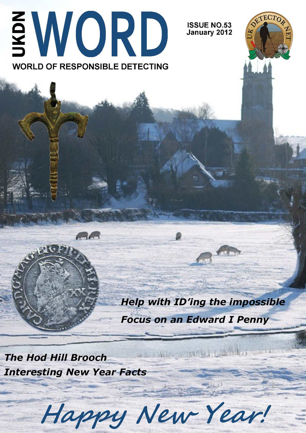 UKDN Word Issue 53 January 2012