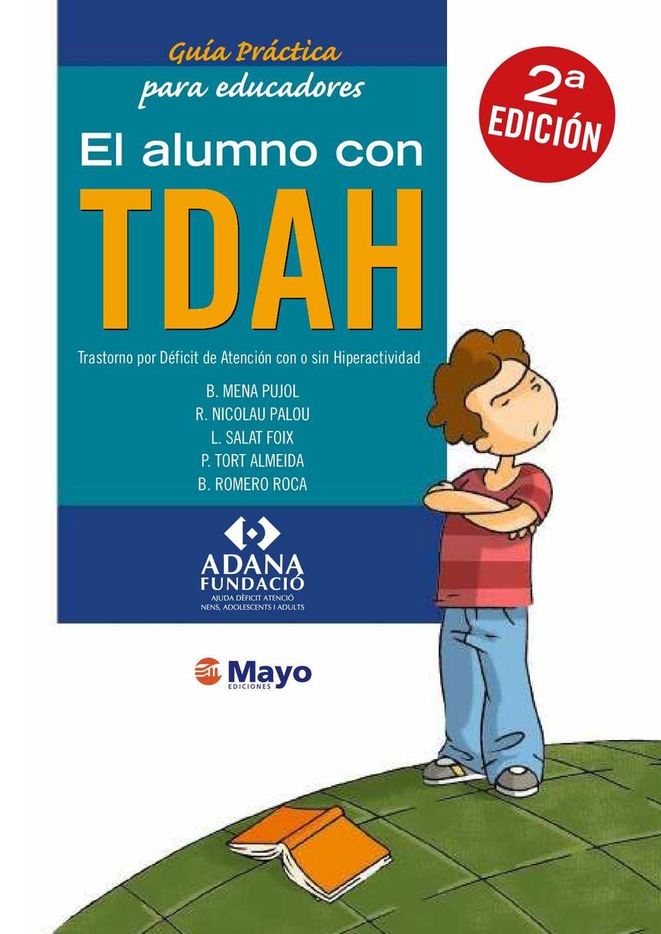 Guía práctica para educadores - El alumno con TDAH