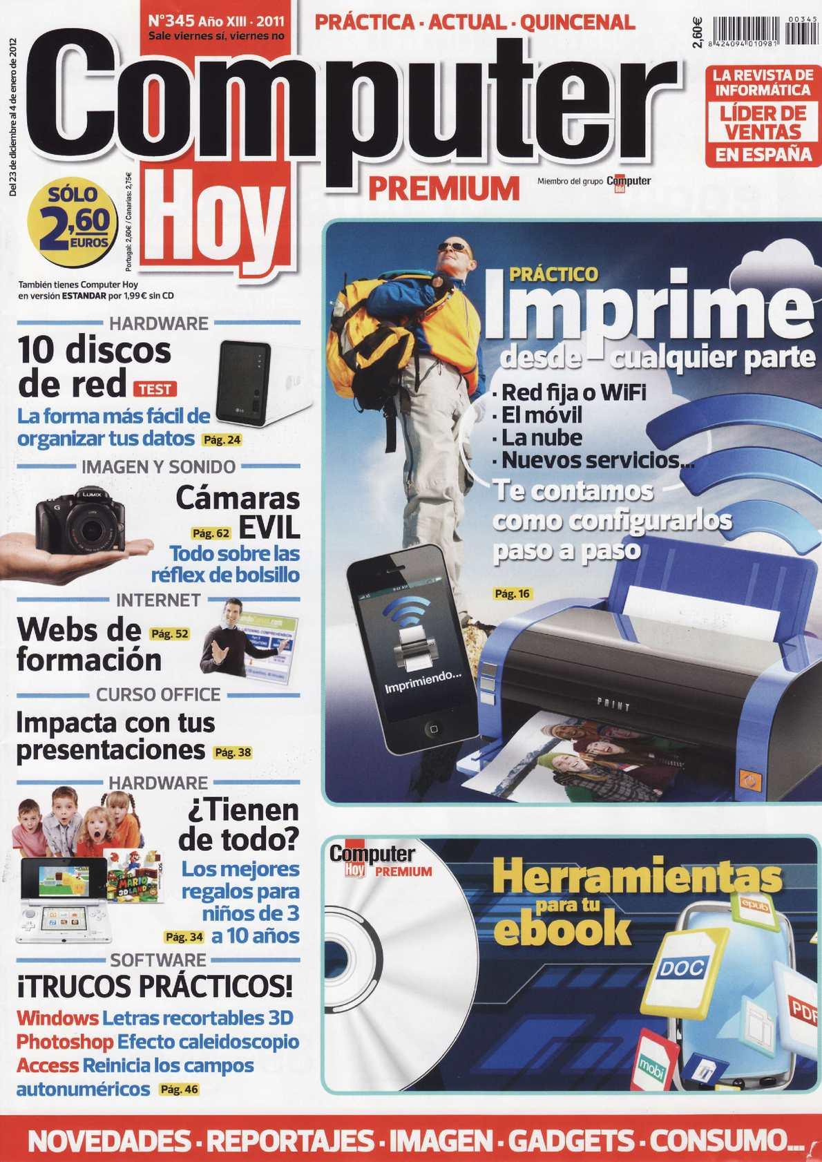 computer hoy 345