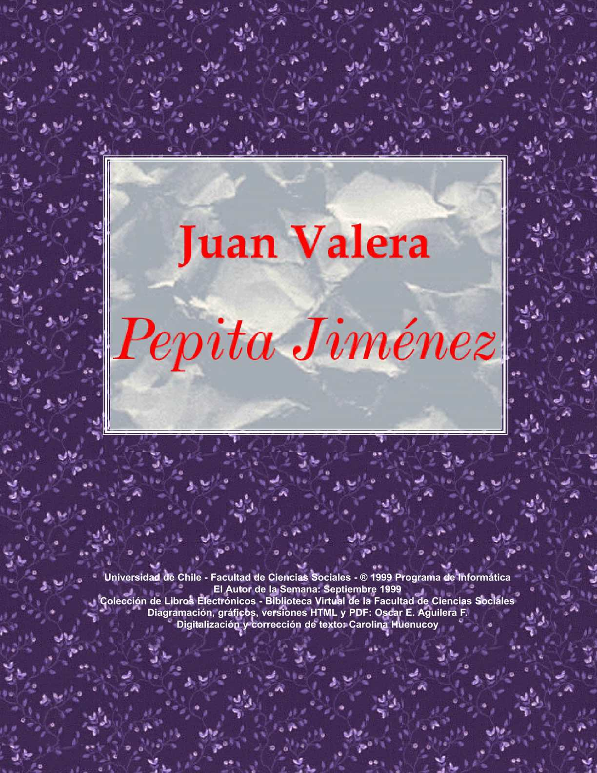 Calaméo - Pepita Jiménez - Juan Valera