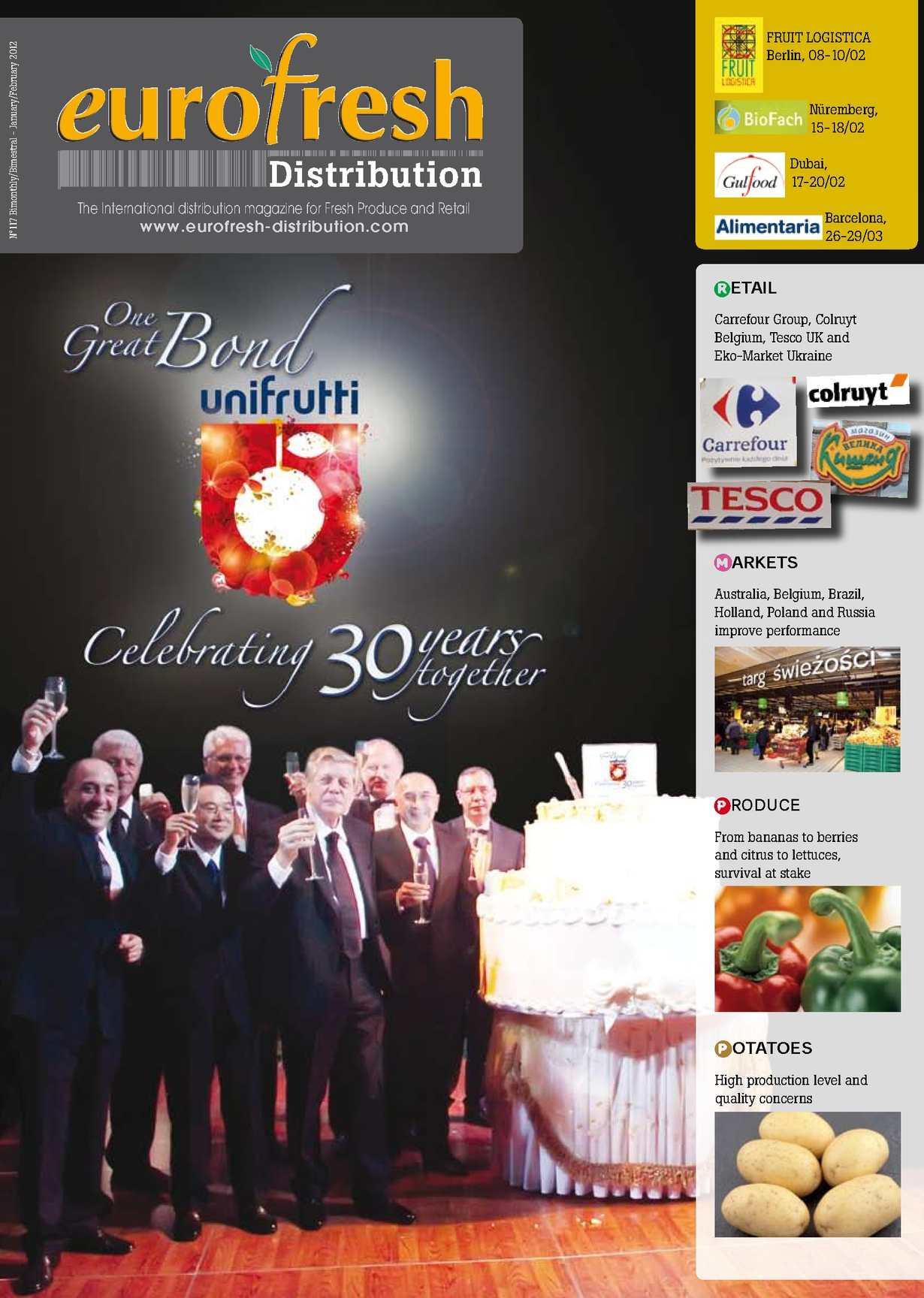 Calamo eurofresh distribution 117 january february 2012 fandeluxe Image collections
