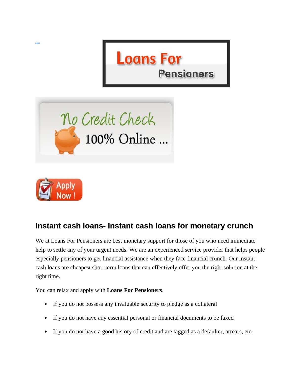 calaméo - instant cash loans- instant cash loans for monetary crunch