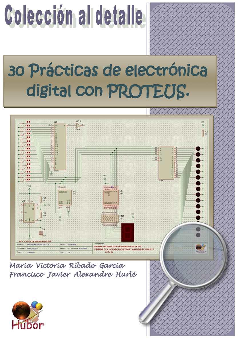 Circuito Xnor : Calaméo 30 prácticas de electrónica digital con proteus