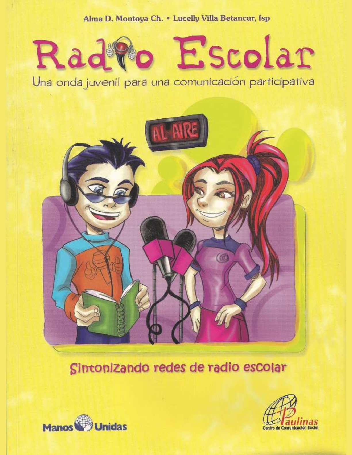 Cartilla de Radio Escolar