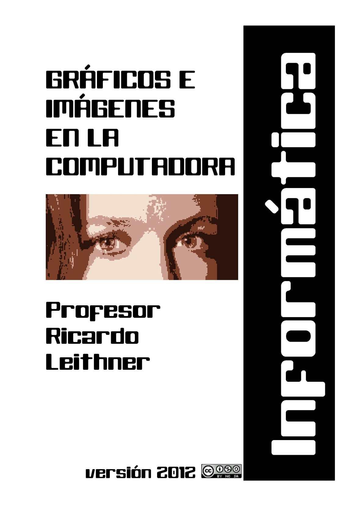 Gráficos e imágenes en la computadora