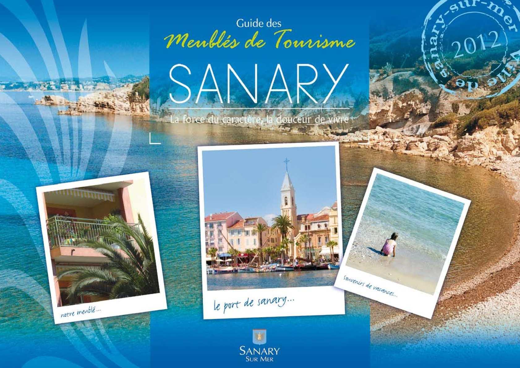 Calam o meubl s 2012 - Office du tourisme sanary sur mer ...