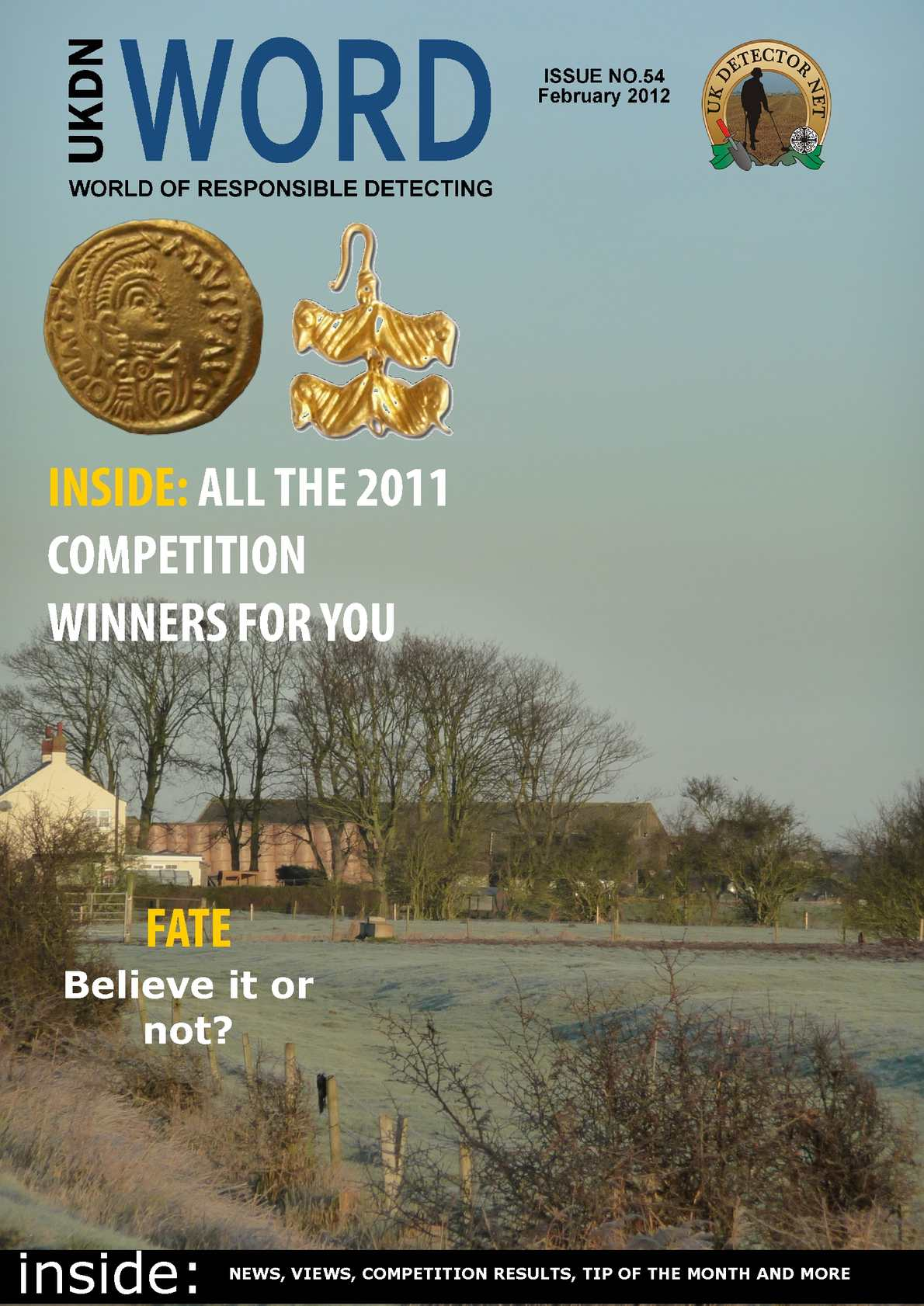 UKDN Word - Issue 54 - February 2012