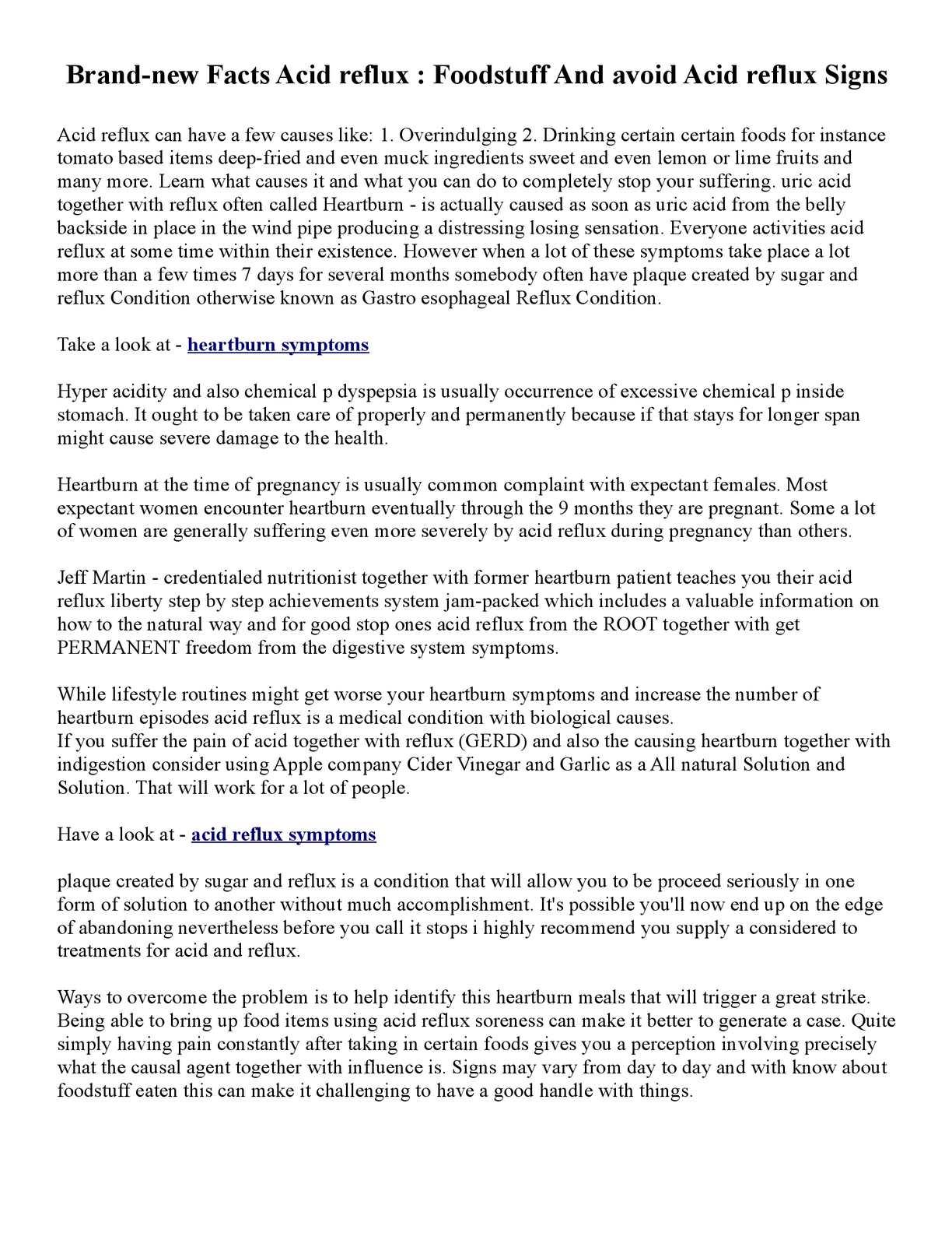 Calamo Brand New Facts Acid Reflux Foodstuff And Avoid Acid