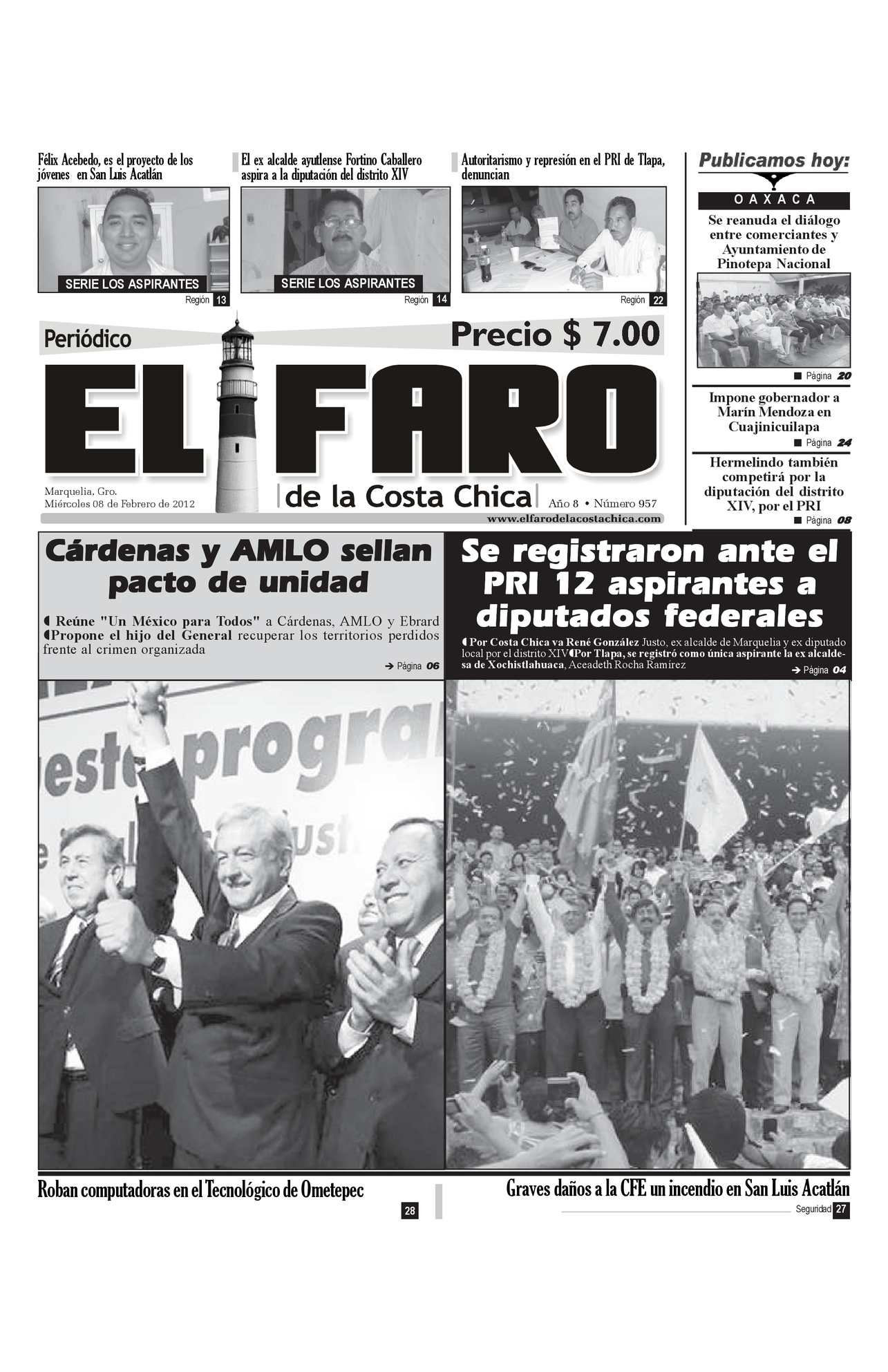 Calaméo - El Faro No. 957