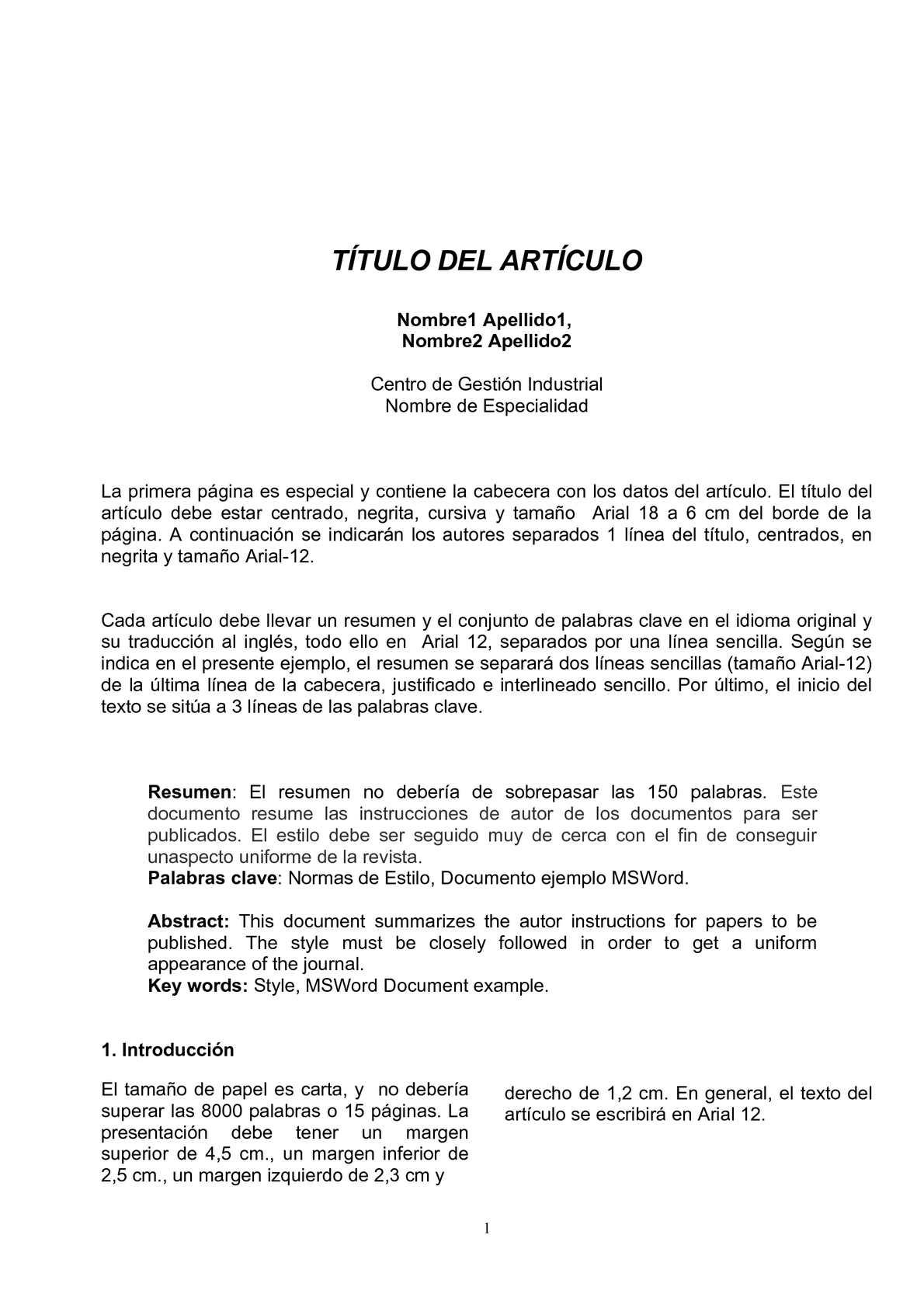 Calaméo - PAPER - FORMATO PARA PRESENTAR PROYECTO FINAL DE TECNICOS