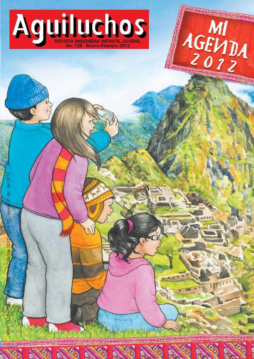 Agenda Aguiluchos 2012
