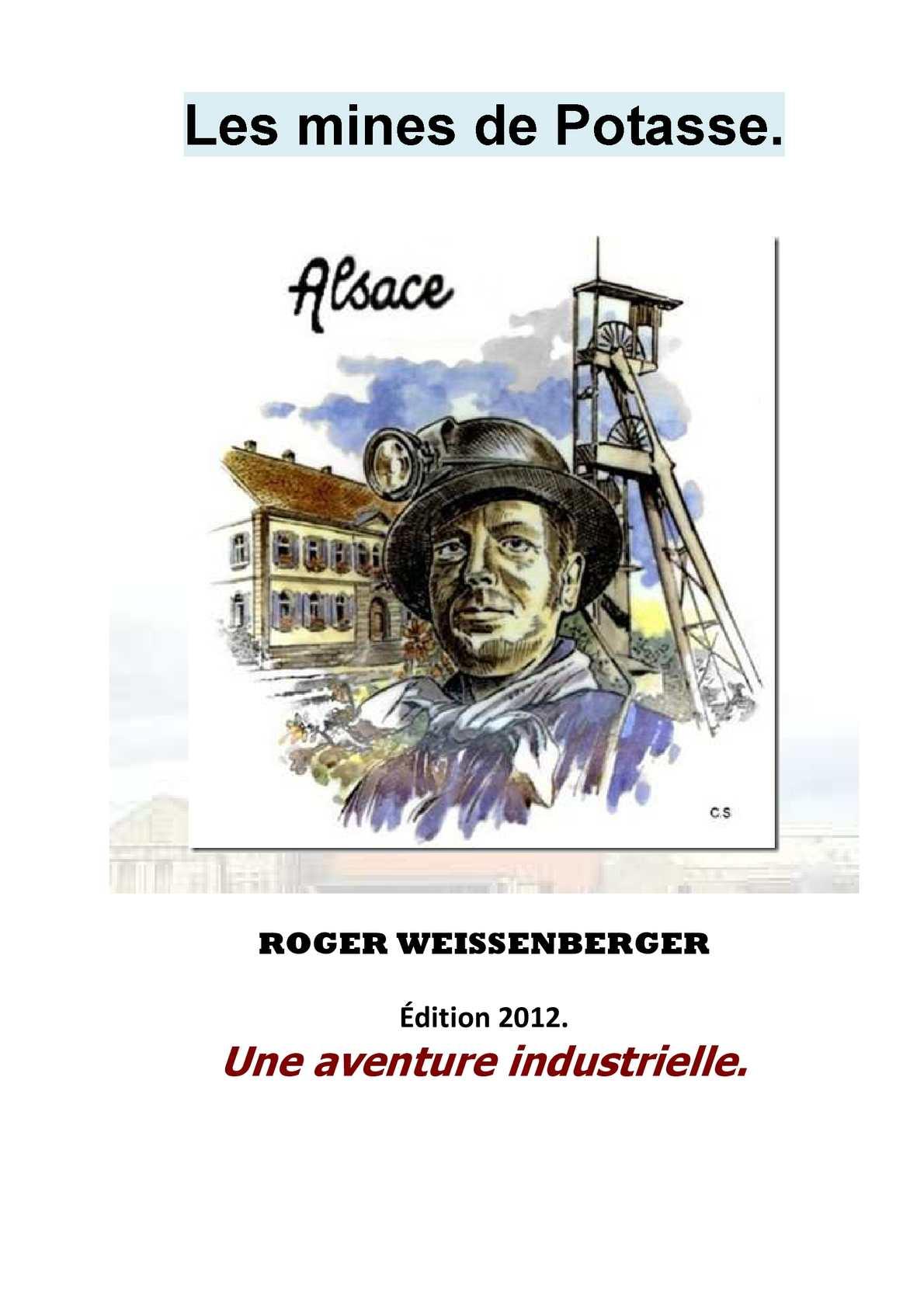 Calaméo Les mines de potasse d Alsace
