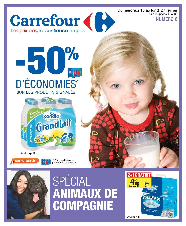 Calaméo Catalogue Carrefour