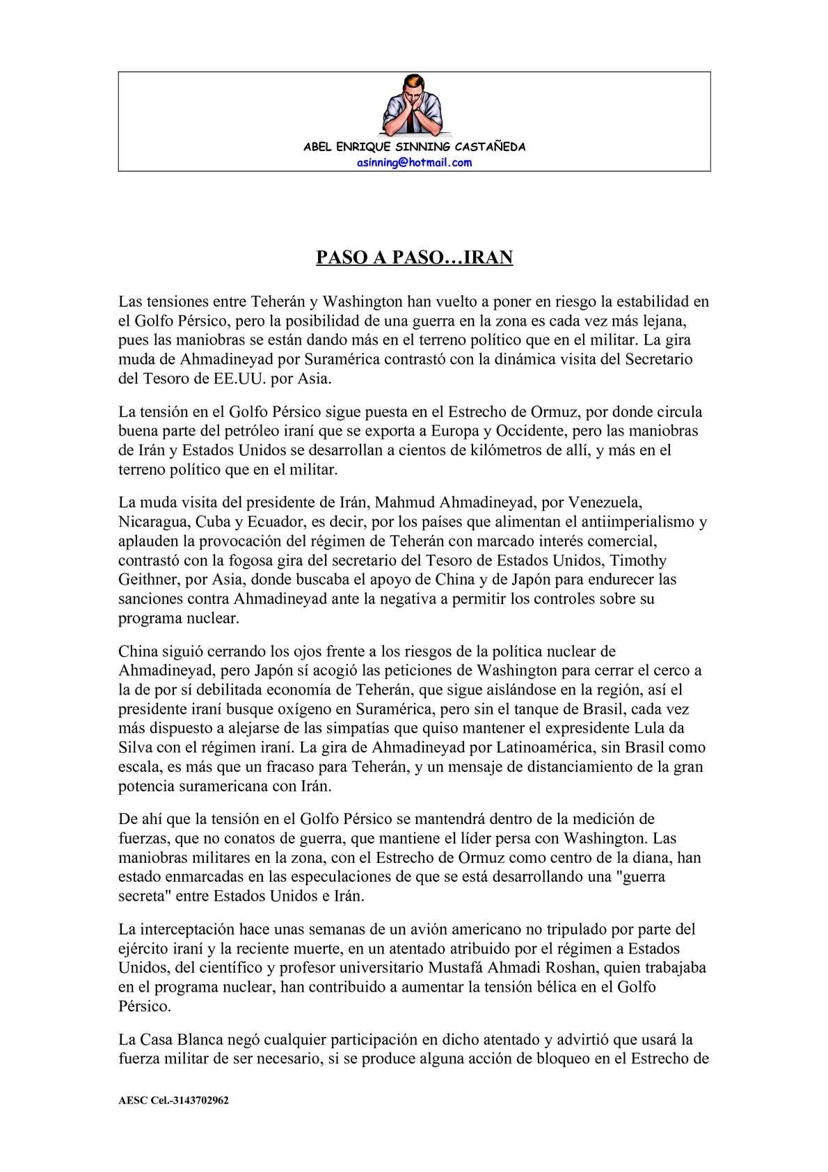 Calaméo - PASO A PASO IRAN
