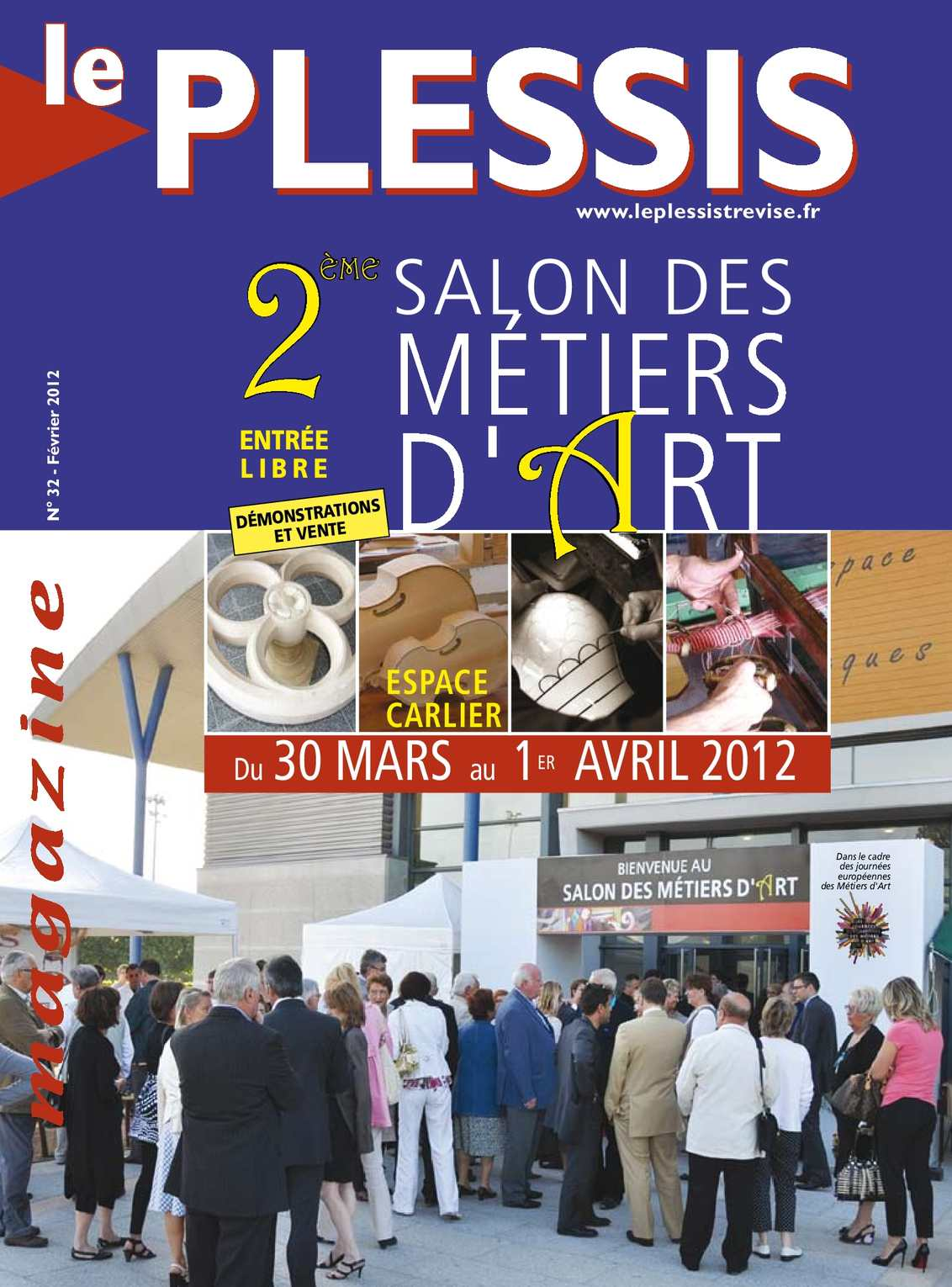 Calam o f vrier 2012 for Garage le plessis