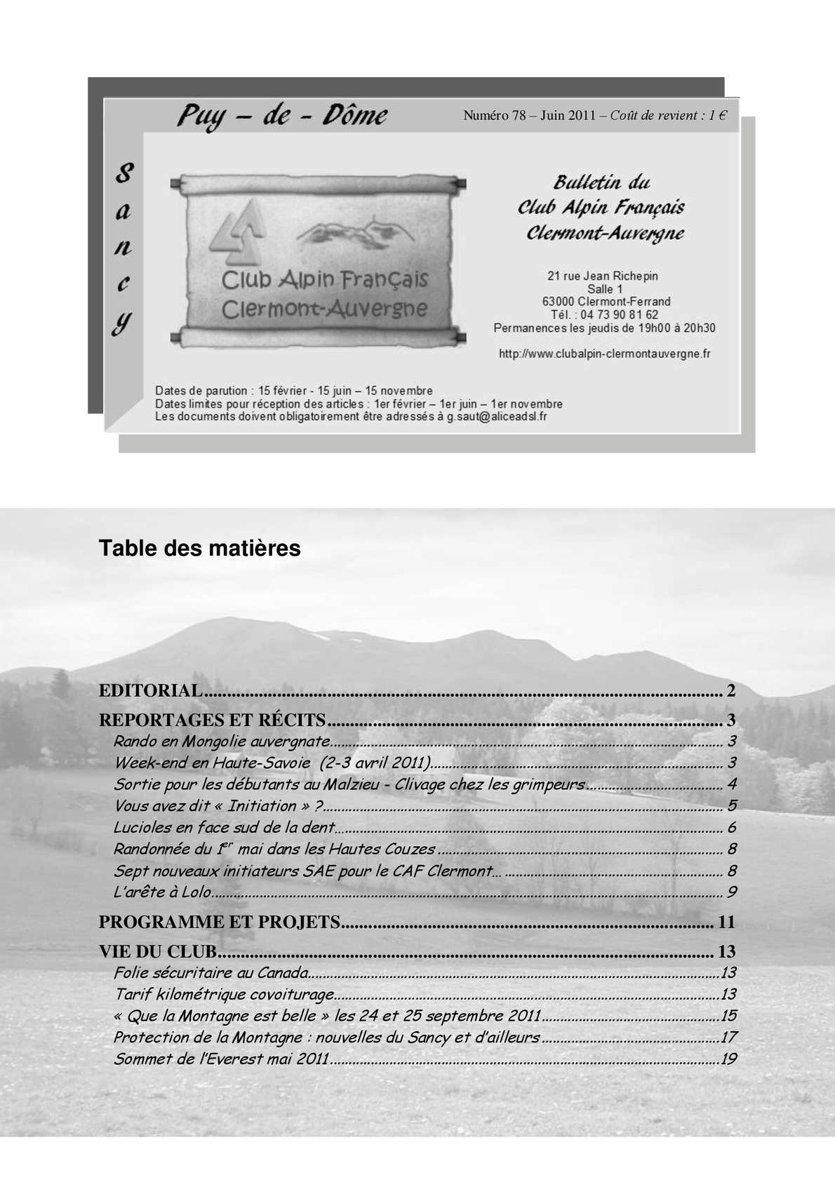 Numero Caf Puy De Dome