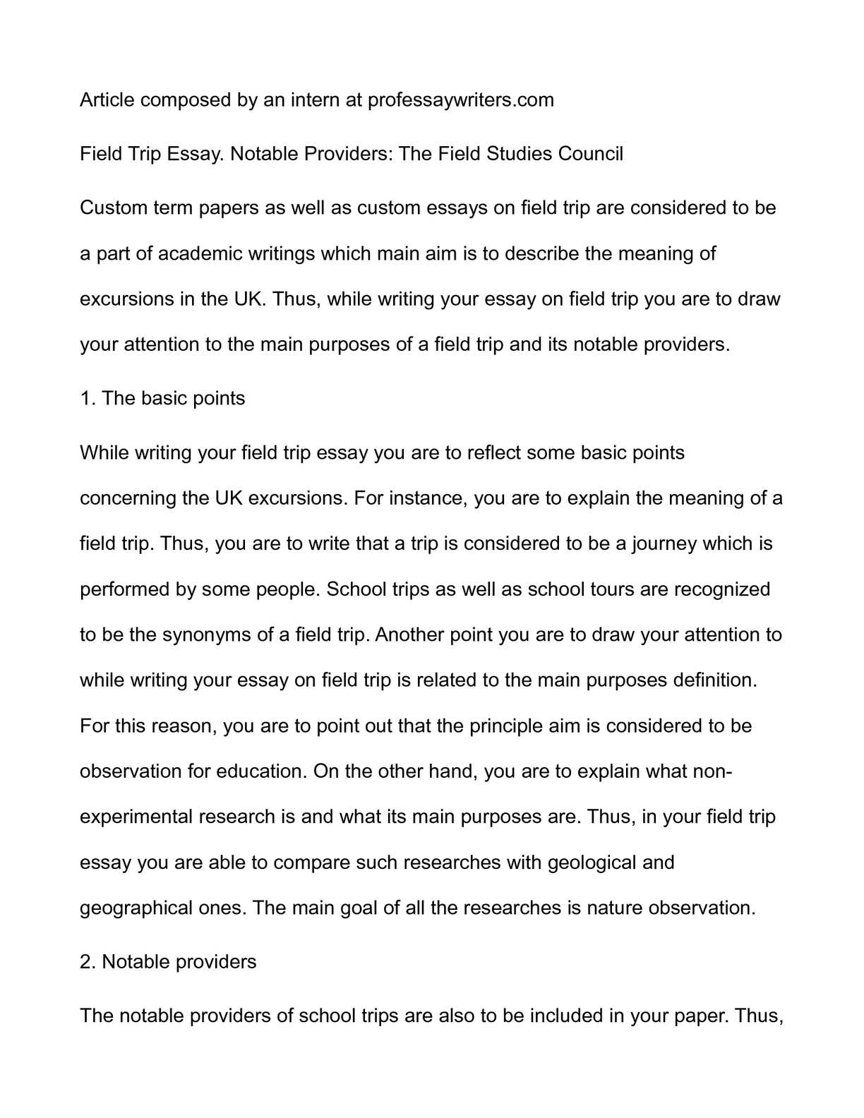 a school excursion essay  a school excursion essay
