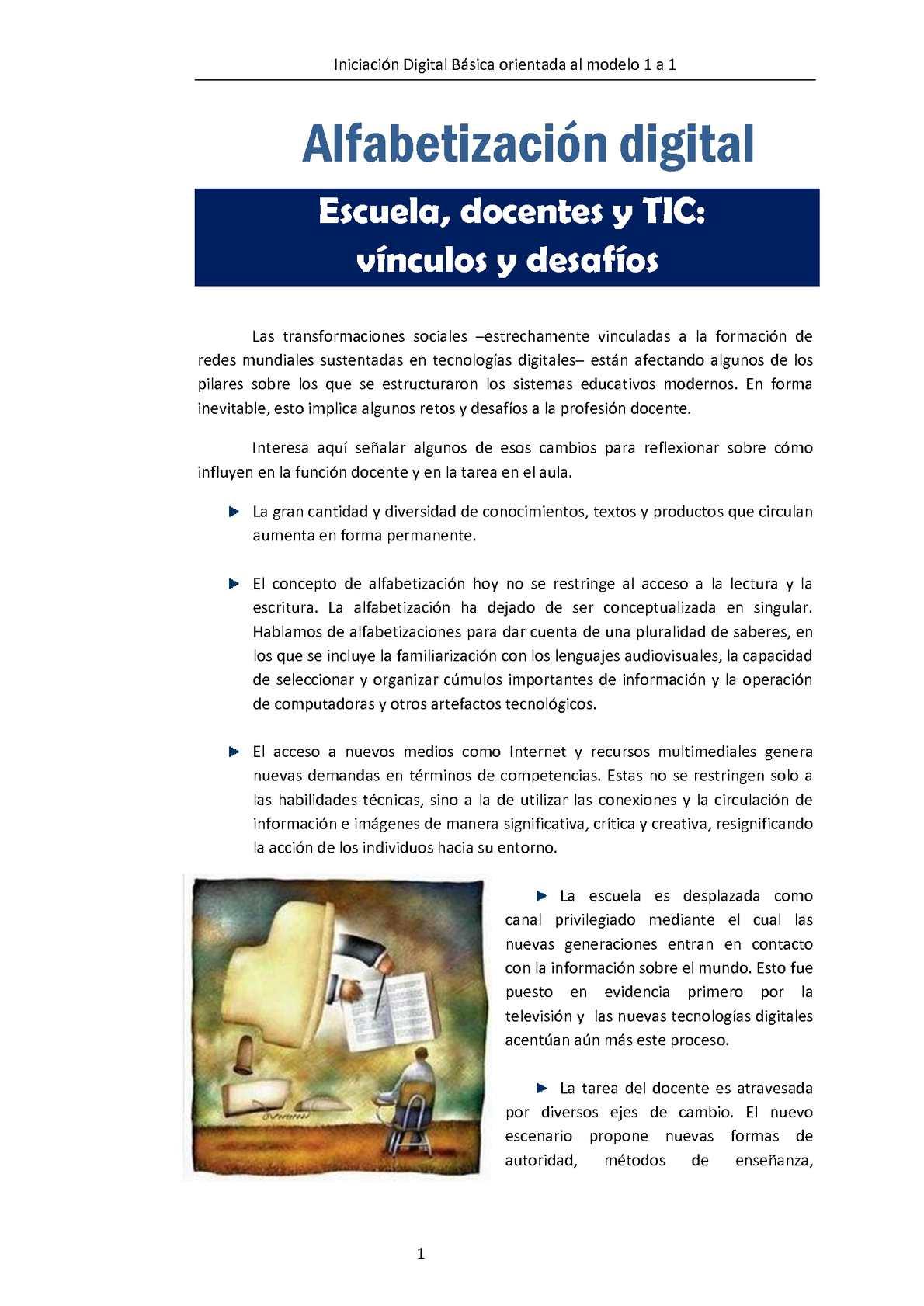 Calaméo - Alfabetización Digital