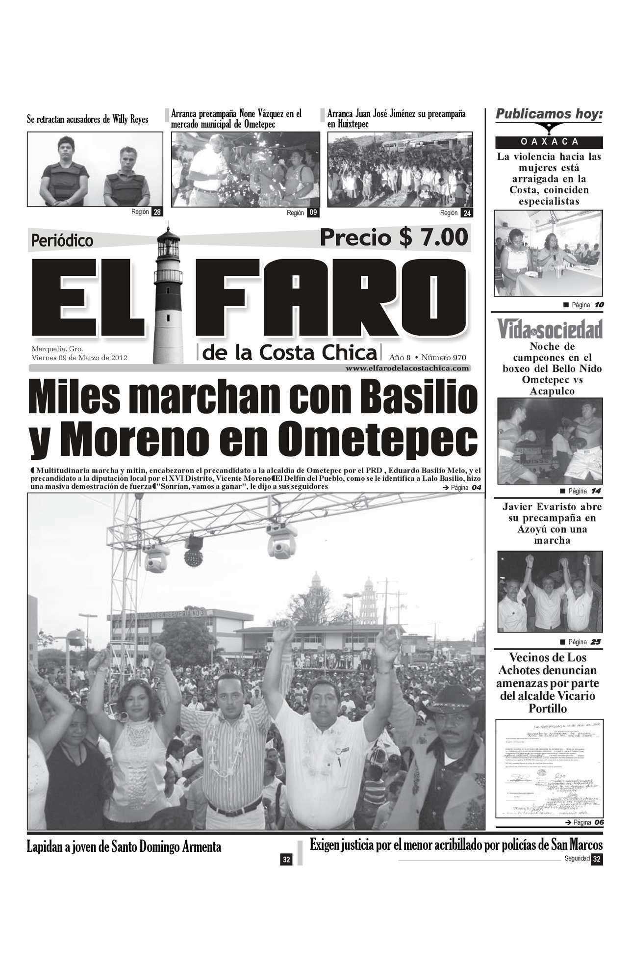Calaméo - El Faro No. 970
