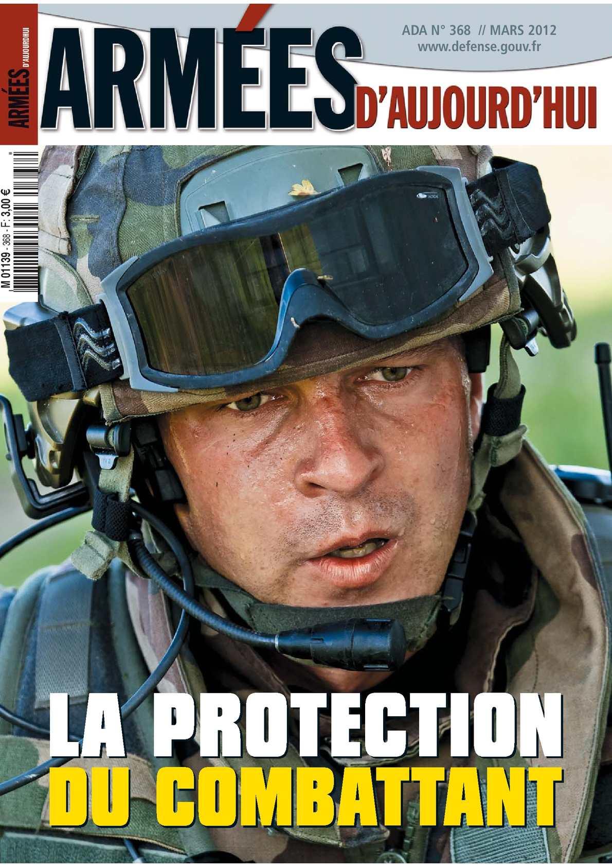 Armées d'aujourd'hui n° 368