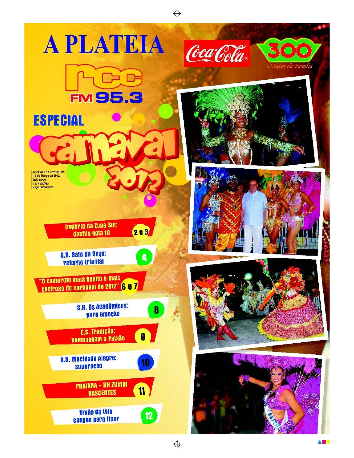 Especial de Carnaval 2012