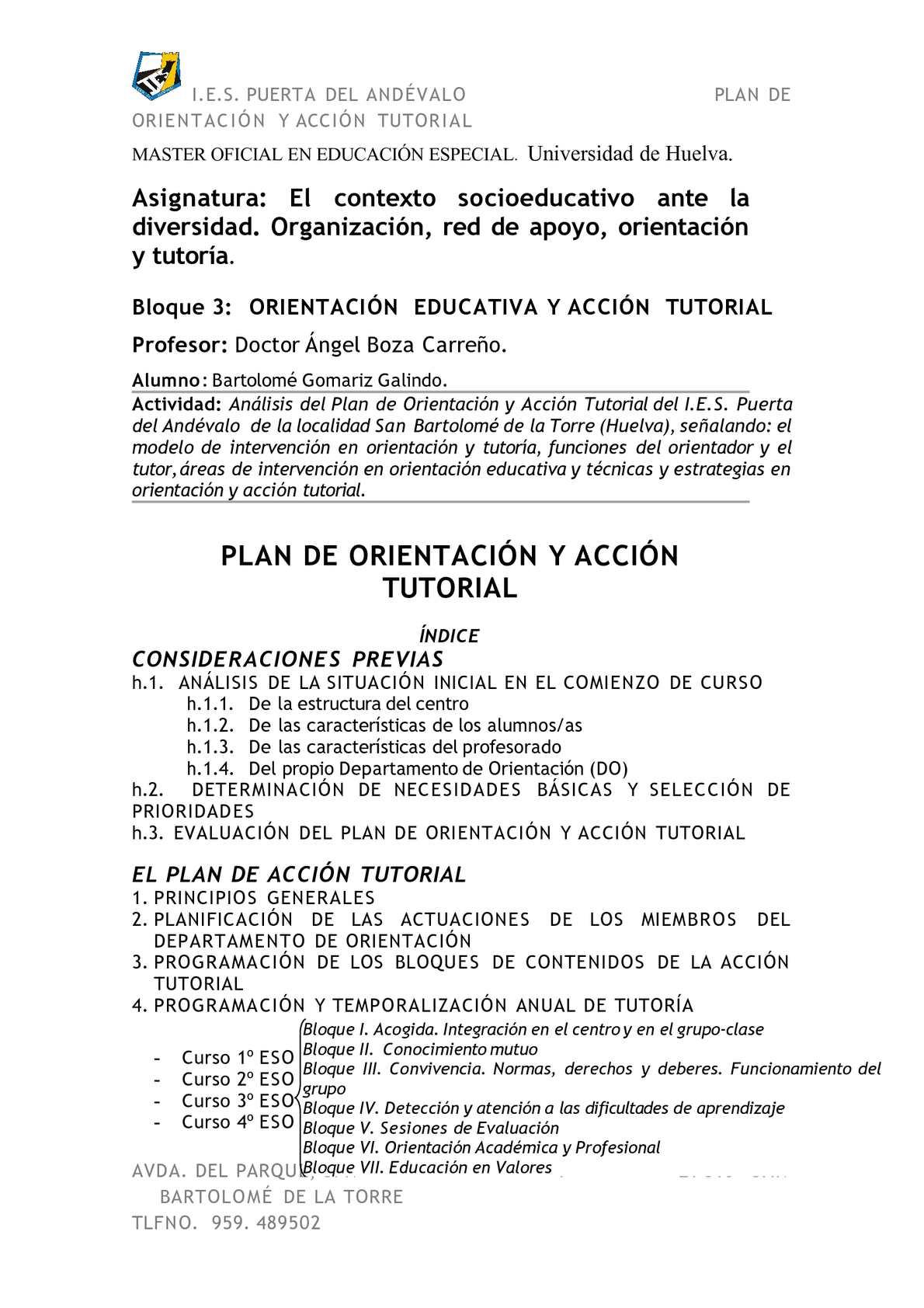 Calaméo - ANÁLISIS DEL P.O.A.T.