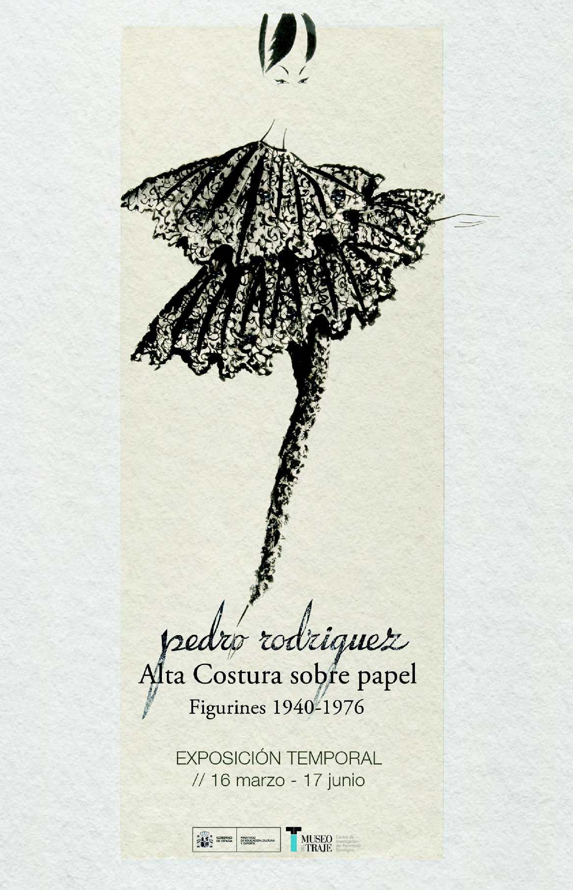 Calaméo - Pedro Rodríguez. Alta Costura sobre papel