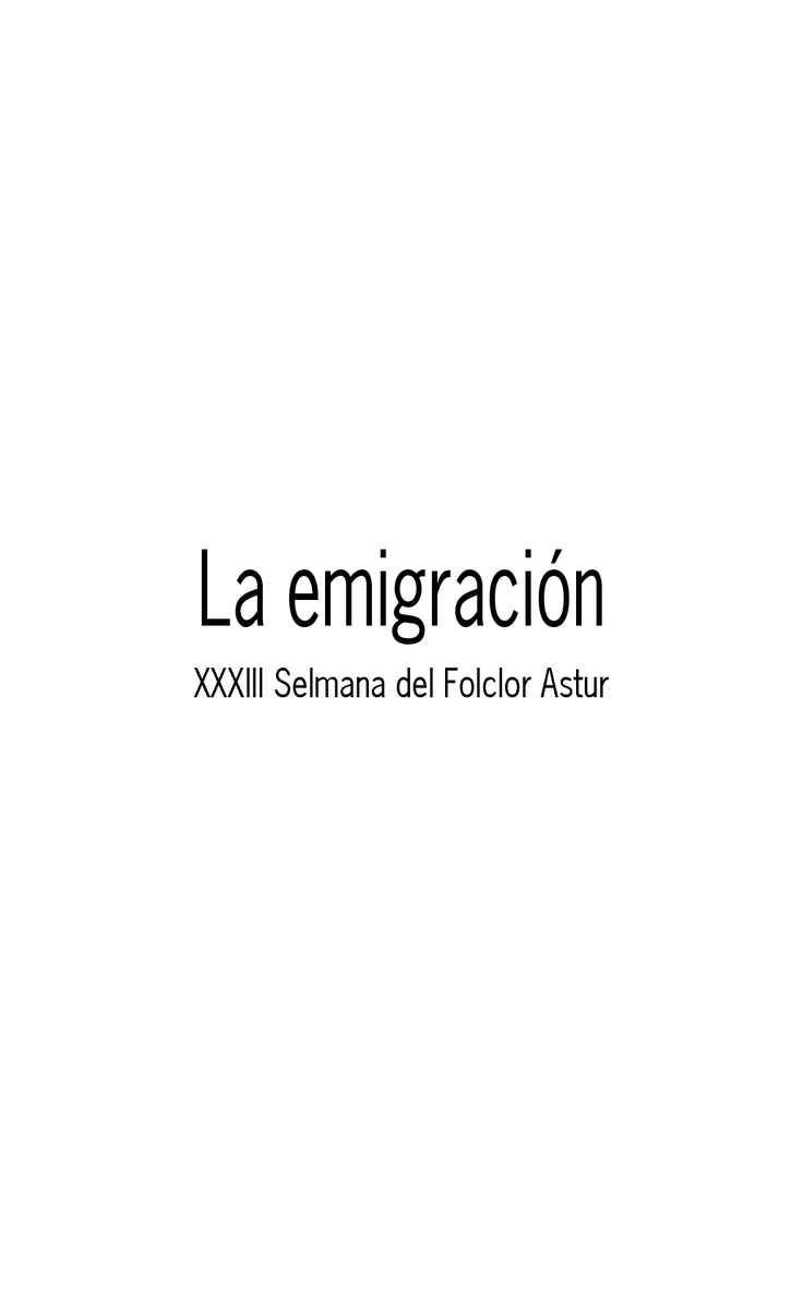 Calaméo - La Emigración en Asturies