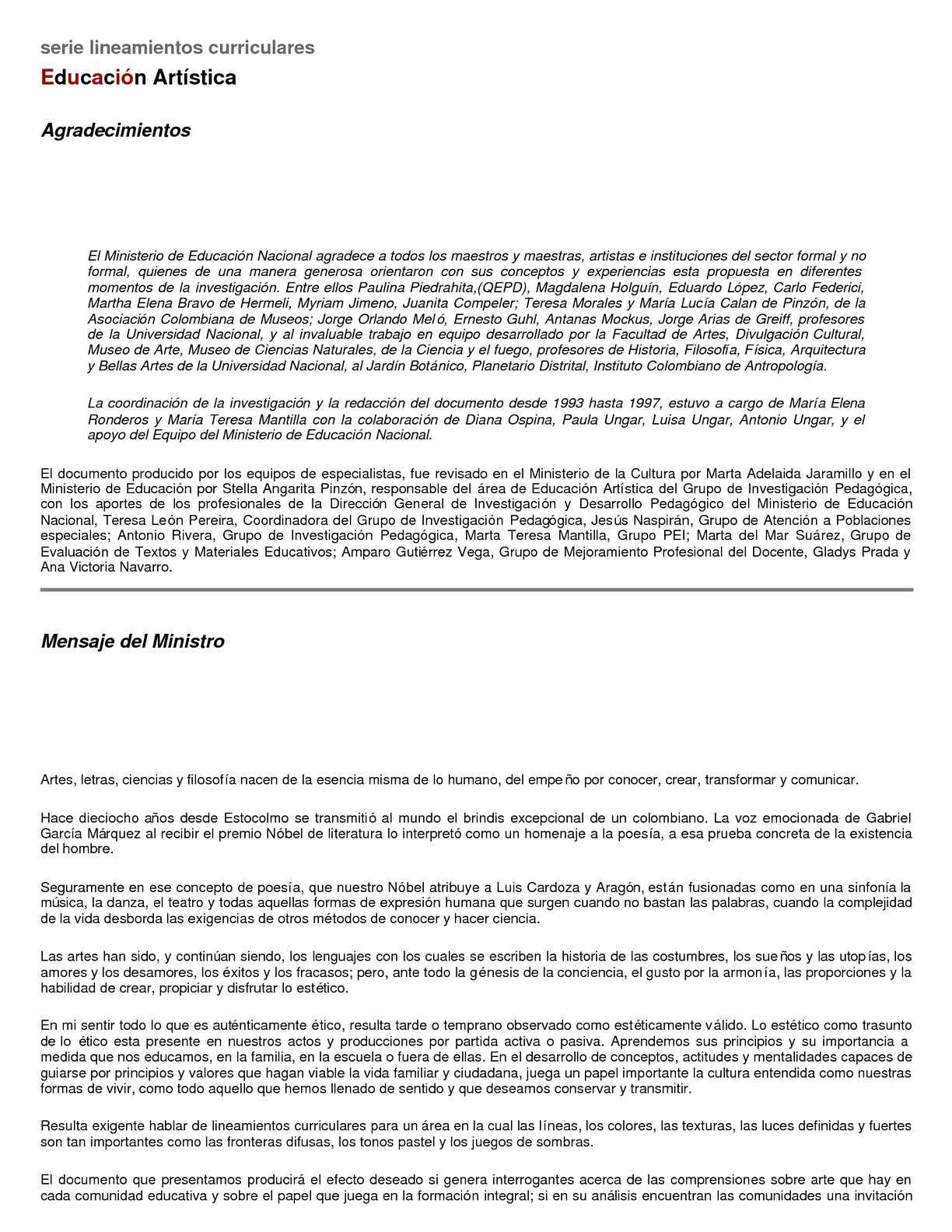 Calaméo - COMPETENCIAS ARTISTICA