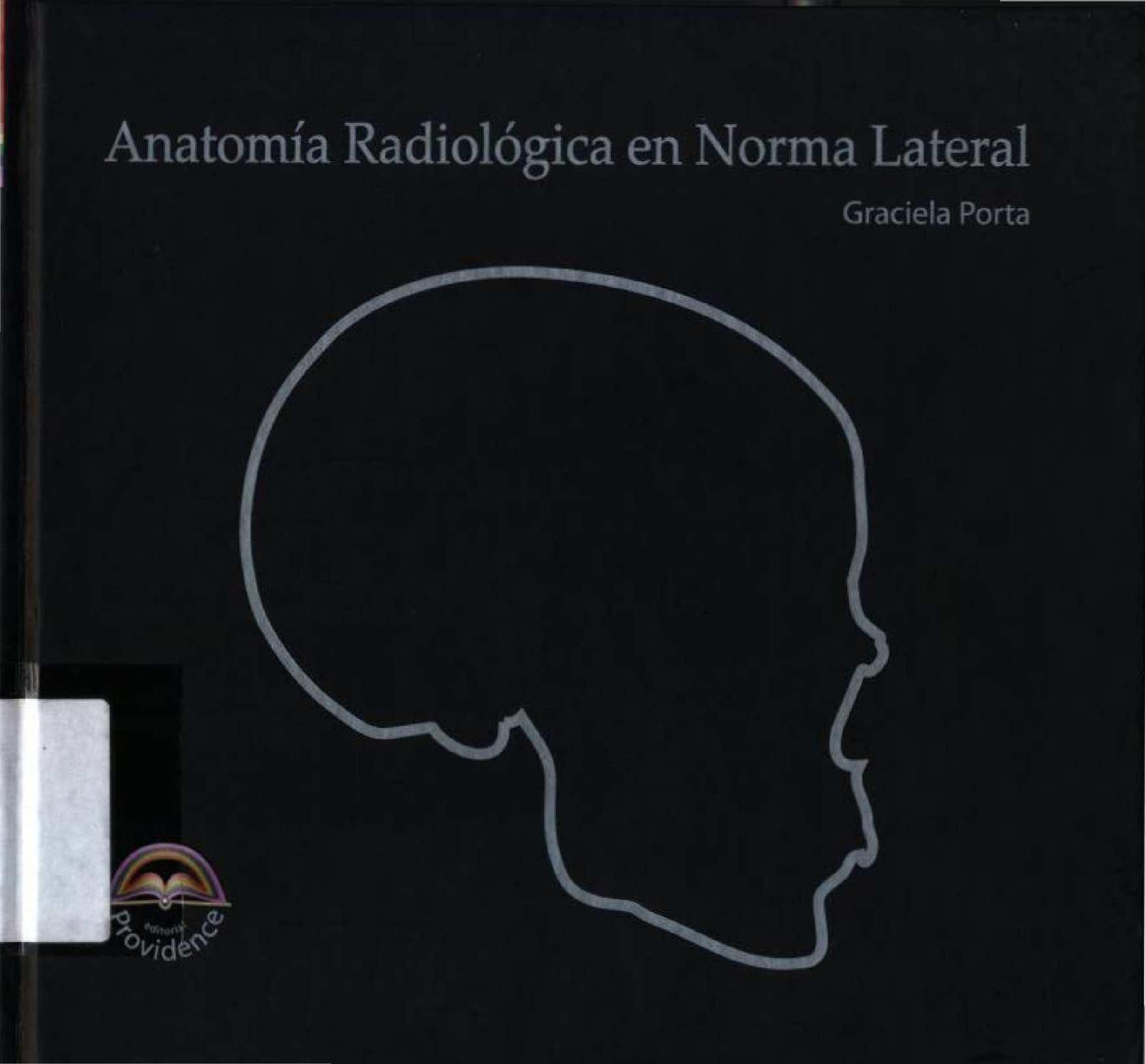 Calaméo - Anatomia Radiologica en Norma Lateral
