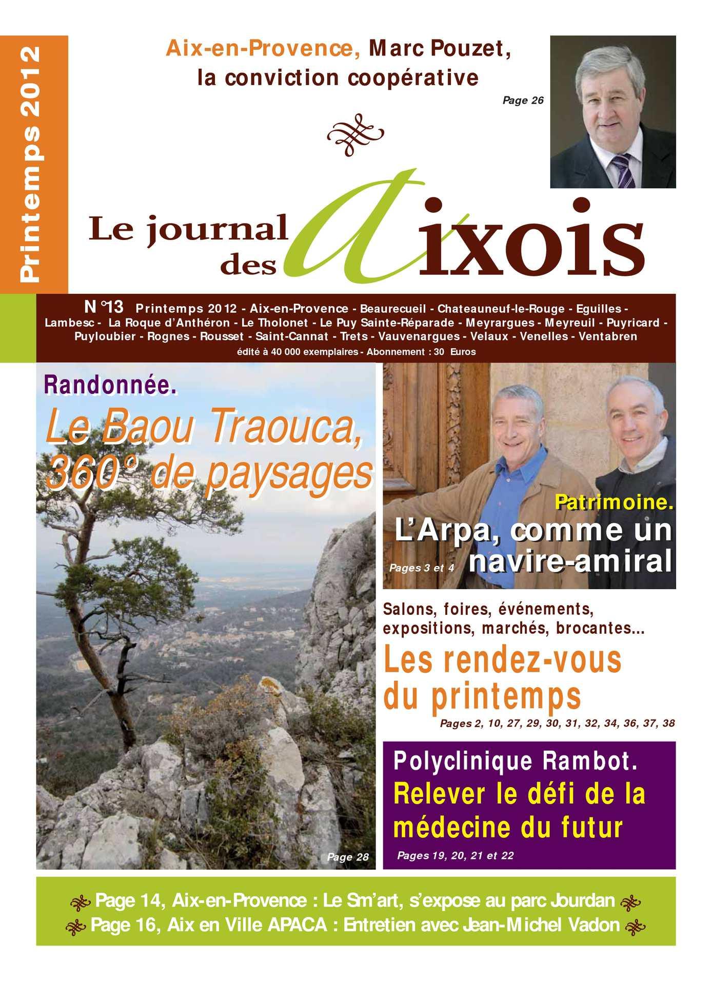 7e37bba17d6f4d Calaméo - journal des aixois - printemps 2012