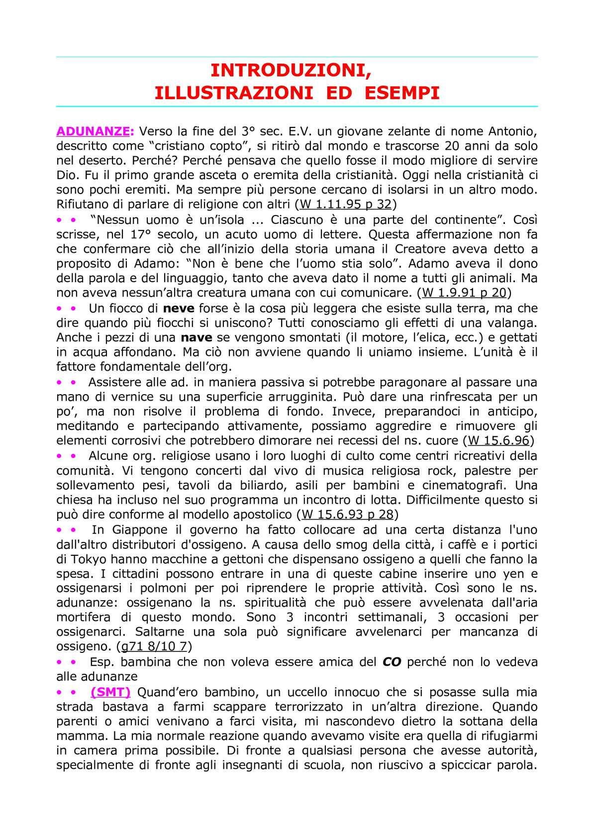 Illustrazioni 3 PAGINE 33