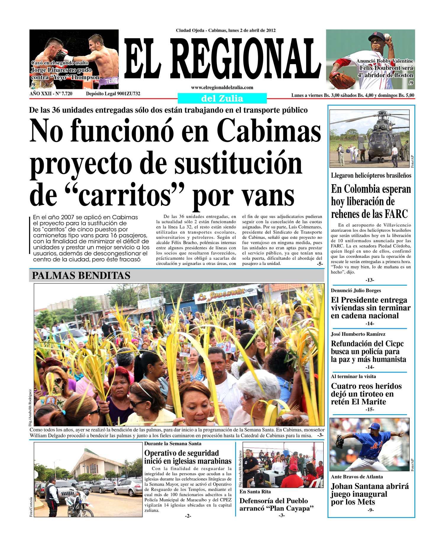 Calaméo - El Regional del Zulia 02-04-2012