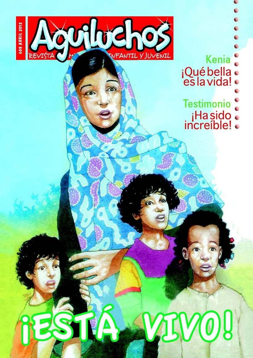 Aguiluchos nº 608 abril 2012