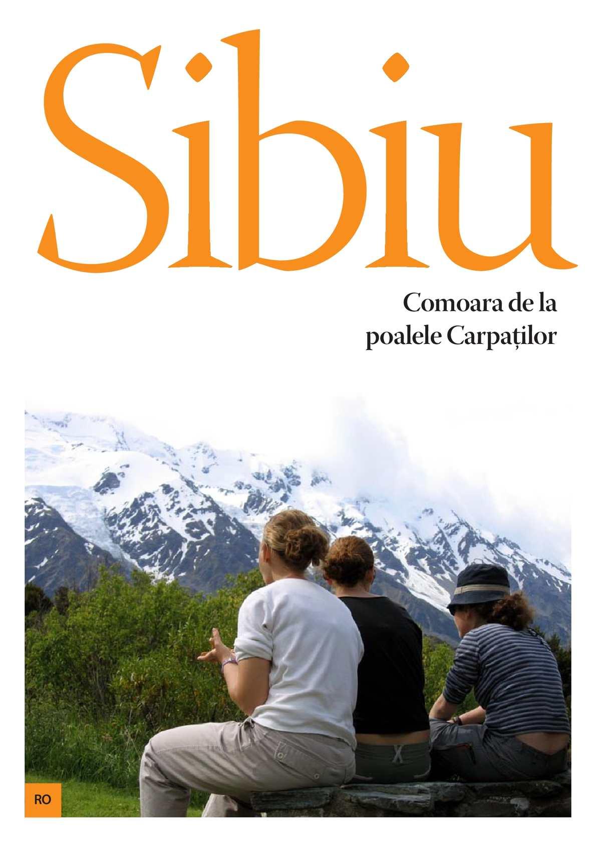 Sibiu - Comoara de la poalele Carpaţilor | RO