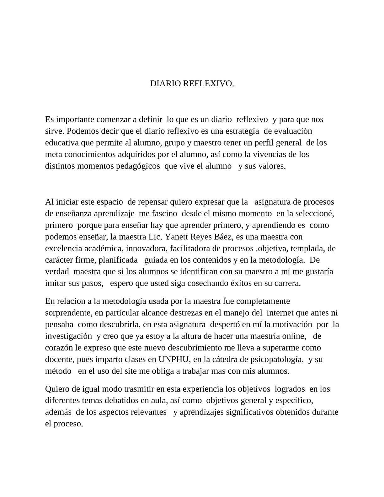 Calaméo - DIARIO REFLEXIVO