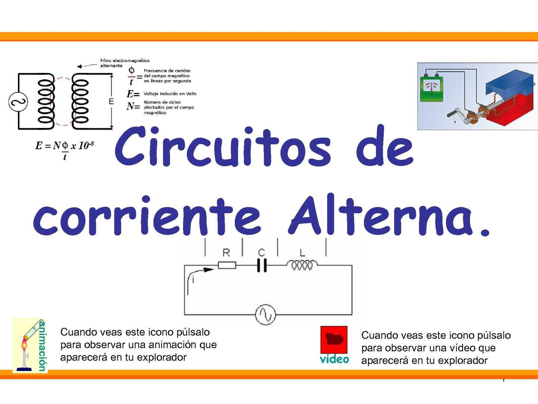 Calam o corriente alterna - Generador de corriente ...