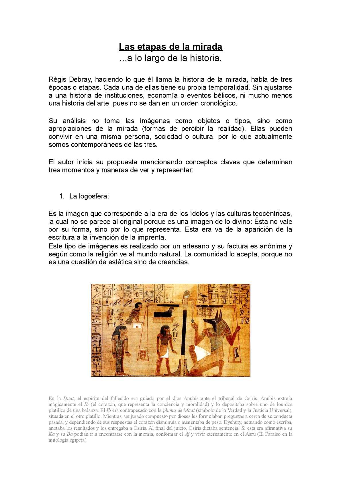 1-Historia de la mirada-Debray