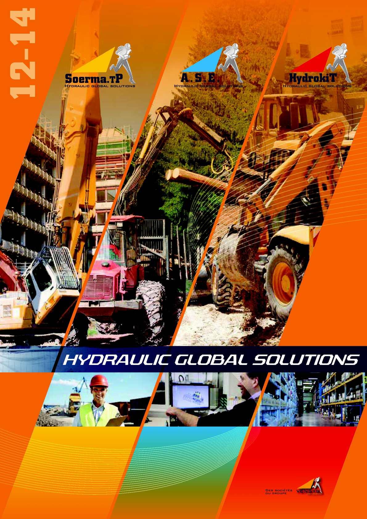 compensateurs métalliques hydra