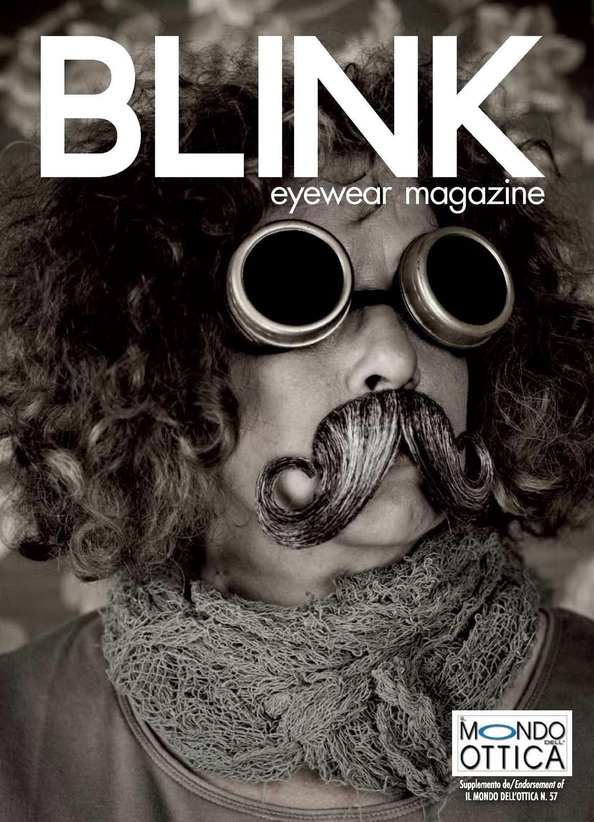 BLINK@ Eyewear Magazine - Mido 2012