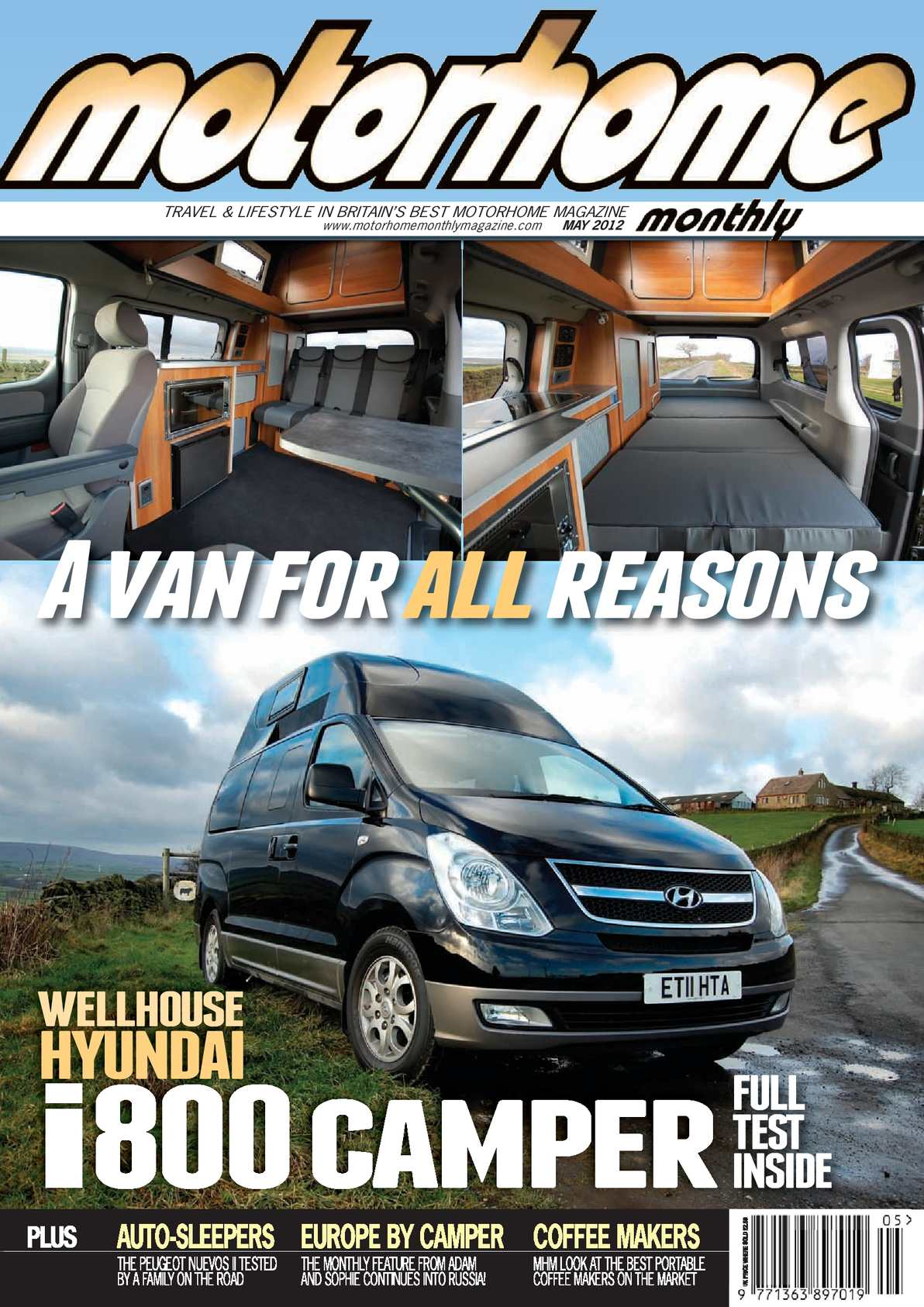 Calaméo May 2012 Motorhome Monthly Magazine