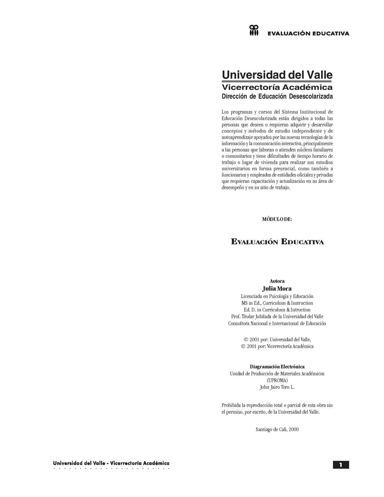 Calaméo - EVALUACIÓN EDUCATIVA