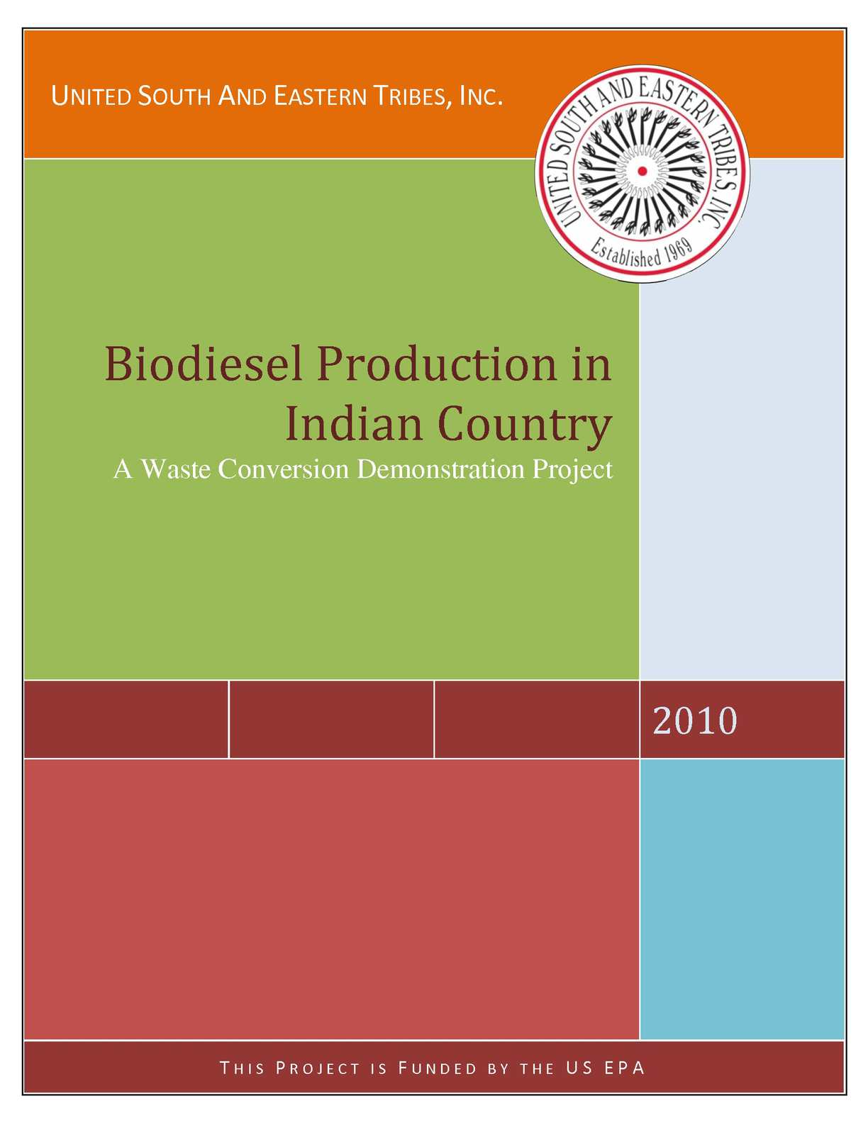 Calamo Biodiesel Production In Indian Country Results Potato Battery Diagram 42 Testingthe Polarity Of A