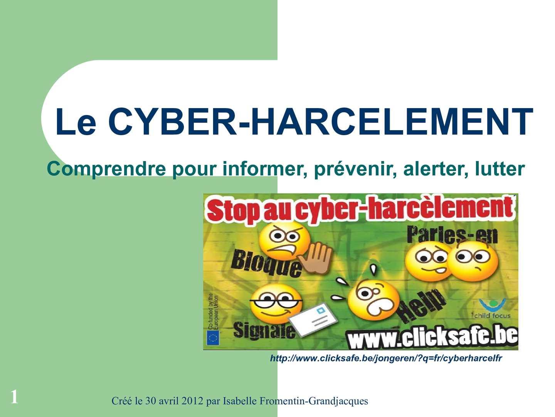 Calam o diaporama cyber harc lement - Comment porter plainte pour harcelement ...