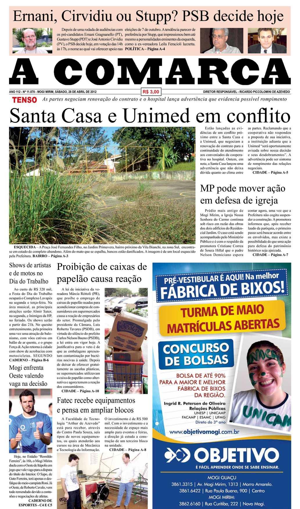 Calaméo - A Comarca c6a4031df0